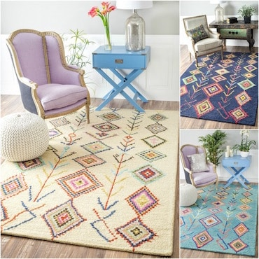 Persian Patterned Rugs
