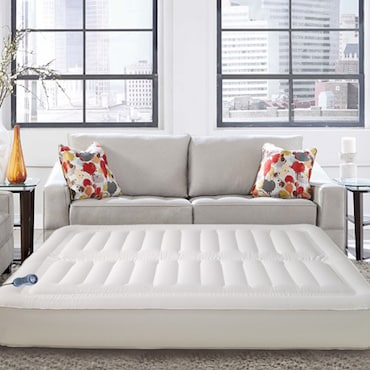 White Air Mattress