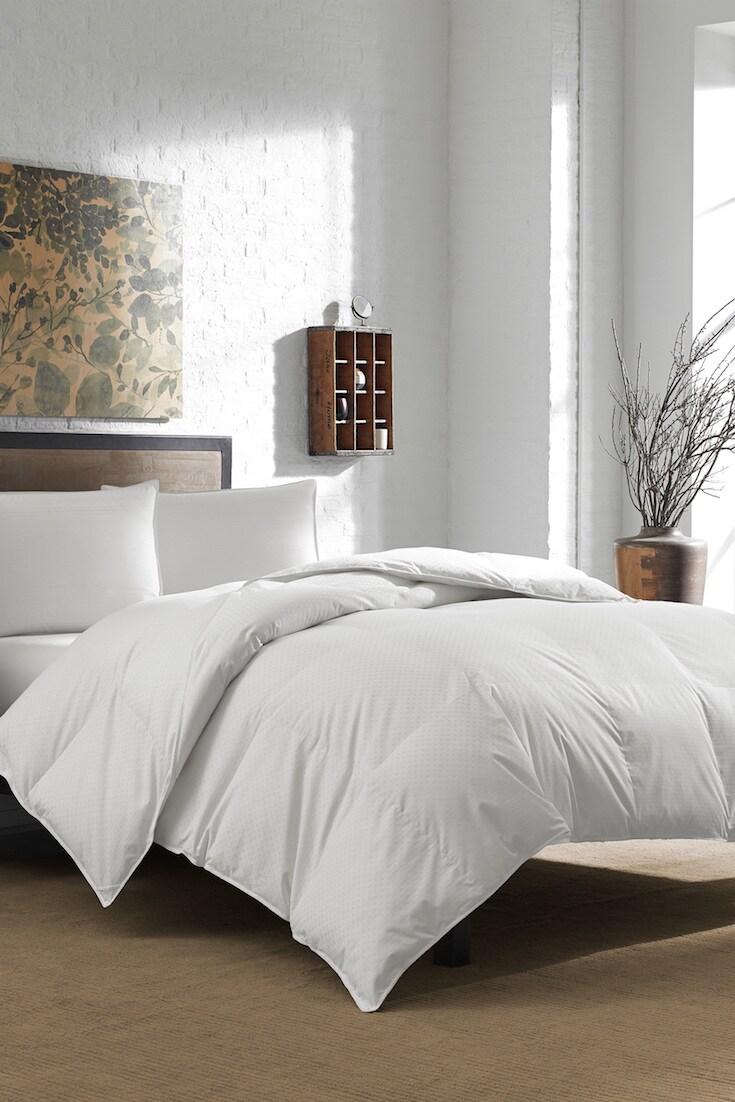 Down Comforters vs. Alternative Down Comforters