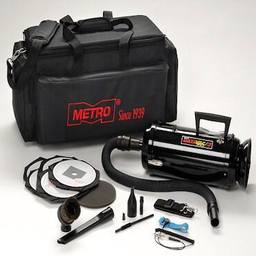 Black Mattress Vacuum