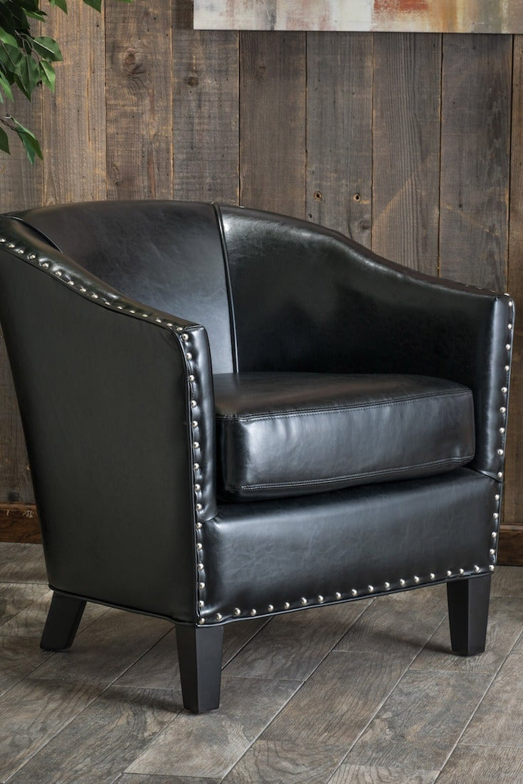 How to Find Great Cheap Leather Chairs