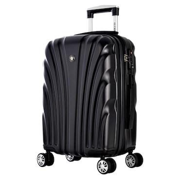Black Rolling Hardside Luggage