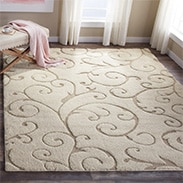 rugs safavieh depot area home ft shag silver x rug p the
