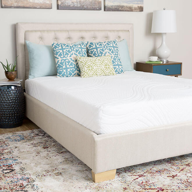 Up to 60% off Mattresses and Memory Foam Toppers*