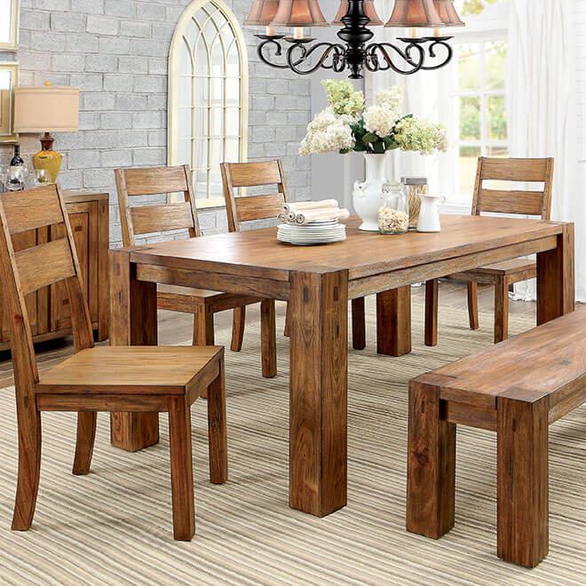 Up to 40% off + Extra 10% off Dining Room Furniture*