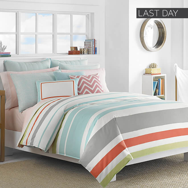 Up to 50% off Bedding & Bath*