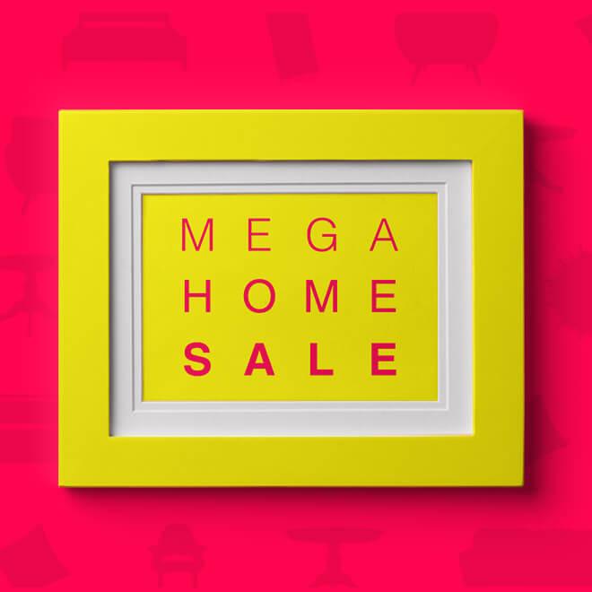 Extra 15% off Mega Home Sale*