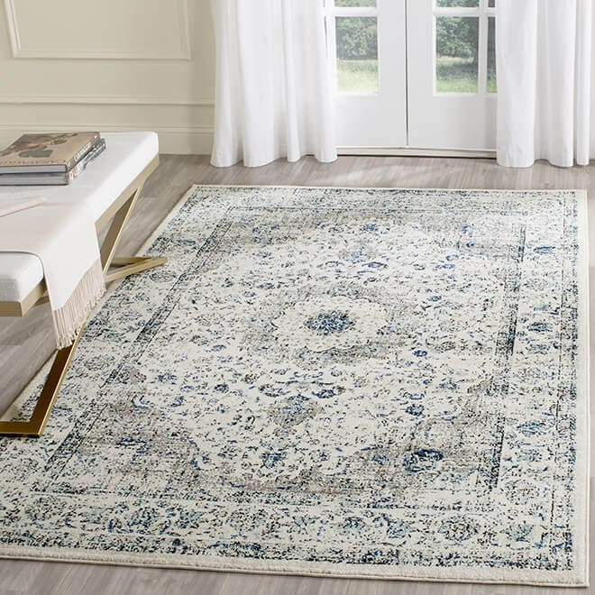 Extra 15% off Featured Area Rugs by Safavieh*