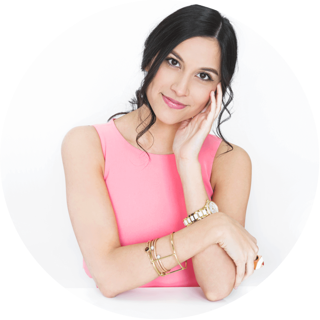 A girl wearing jewelry, great gifts ideas for your girlfriend this Christmas