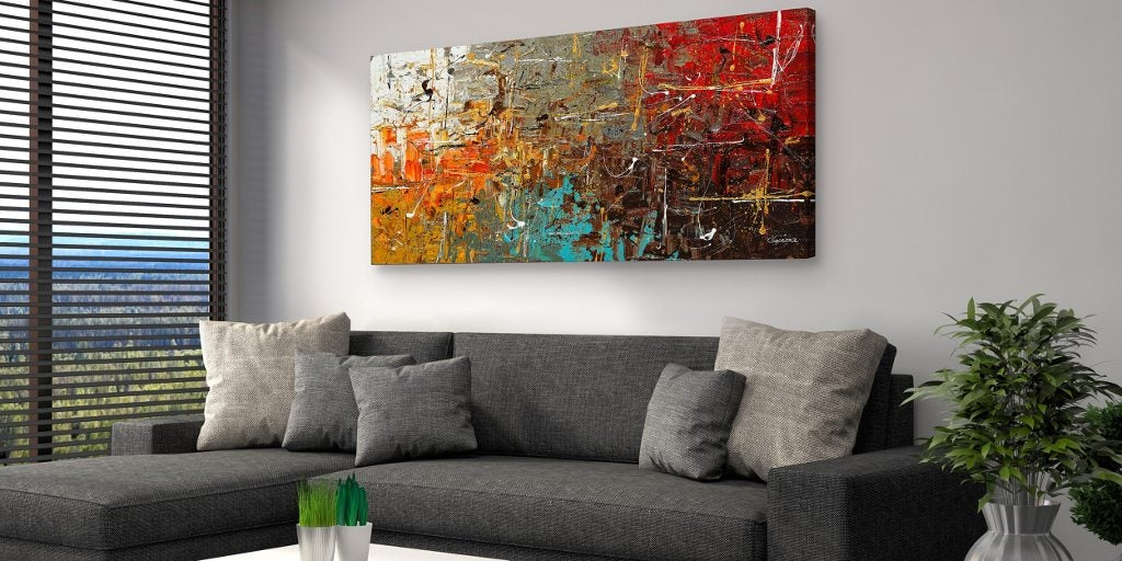 how to choose the best wall art for your home - overstock