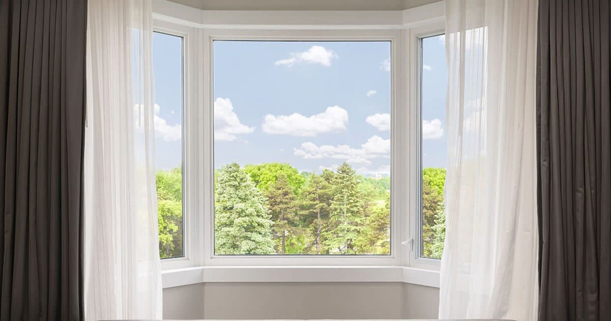 The 4 Best Ways To Hang Bay Window Curtains Overstock Com