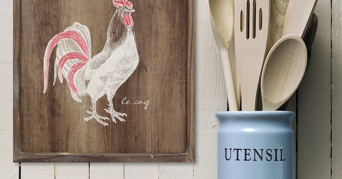Tips on Buying Rooster Kitchen Decor | Overstock.com