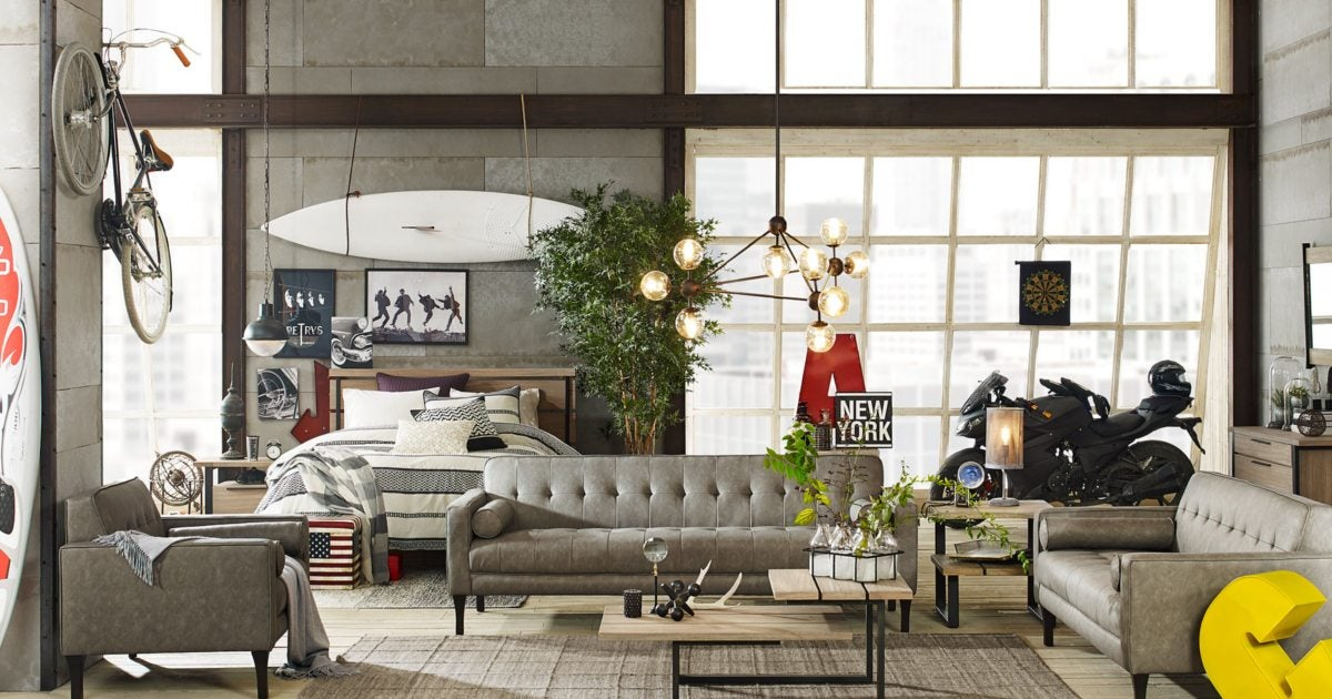How to Decorate a Bachelor\'s Apartment | Overstock.com