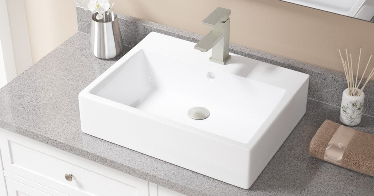 """3/"""" Nickel Mounting Ring For Glass Vessel Sink Home Hotel Bathroom Mount Support"""