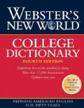 Webster's New World College Dictionary (Hardcover)
