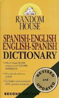 Random House Spanish-English English-Spanish Dictionary (Paperback)