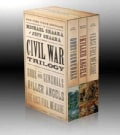 The Civil War Trilogy: Gods and Generals/the Killer Angels/the Last Full Measure (Paperback)