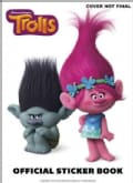 The Epic Trolls Sticker Book (Paperback)