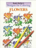 Flowers Coloring Book (Paperback)