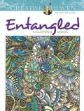 Entangled Adult Coloring Book (Paperback)