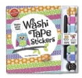 Make Your Own Washi Tape Stickers: Shape This Tape into Crazy Cute Stickers (Paperback)