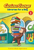 Curious George Librarian for a Day (Paperback)