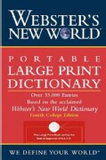 Webster's New World Portable Dictionary (Paperback)