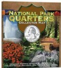 National Park Quarters: Collector Map : Limted Mintage (Hardcover)