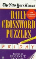 The New York Times Daily Crossword Puzzles: Friday (Paperback)