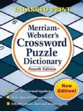 Merriam-Webster's Crossword Puzzle Dictionary (Paperback)