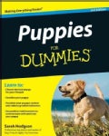 Puppies for Dummies (Paperback)