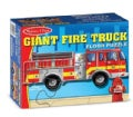Giant Fire Truck: 24 Pieces Floor (General merchandise)