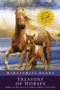 Marguerite Henry Treasury of Horses: Misty of Chincoteague / Justin Morgan Had a Horse / King of the Wind (Paperback)