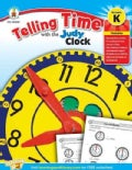 Telling Time With the Judy Clock, Grade K (Paperback)
