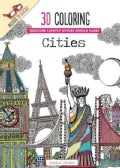 3D Coloring Cities (Paperback)