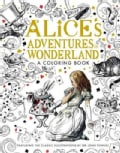 Alice's Adventures in Wonderland: A Coloring Book (Paperback)