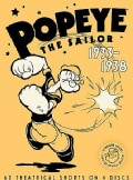 Popeye the Sailor: 1933-1938 Vol One (DVD)