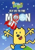 Wow Wow Wubbzy: Fly Us To The Moon (DVD)