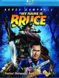 My Name Is Bruce (Blu-ray Disc)