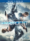 The Divergent Series: Insurgent (Blu-ray Disc)