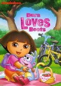 Dora The Explorer: Dora Loves Boots (DVD)