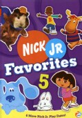 Nick Jr. Favorites 5 (DVD)