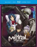 Full Metal Panic!: The Complete Series (Blu-ray Disc)