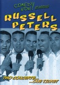Russell Peters: Two Concerts...One Ticket (DVD)