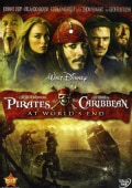 Pirates Of The Caribbean: At World's End (DVD)
