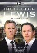 Inspector Lewis: The Complete Series (DVD)