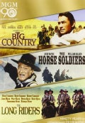 The Big Country/The Horse Soldiers/The Long Riders (DVD)