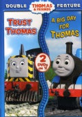 Thomas & Friends: Trust Thomas/A Big Day For Thomas (DVD)