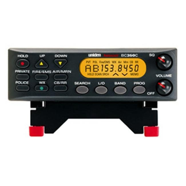 shop uniden bearcat bc350c police scanner free shipping today rh overstock com Uniden Bearcat Scanner Uniden Bearcat Scanner