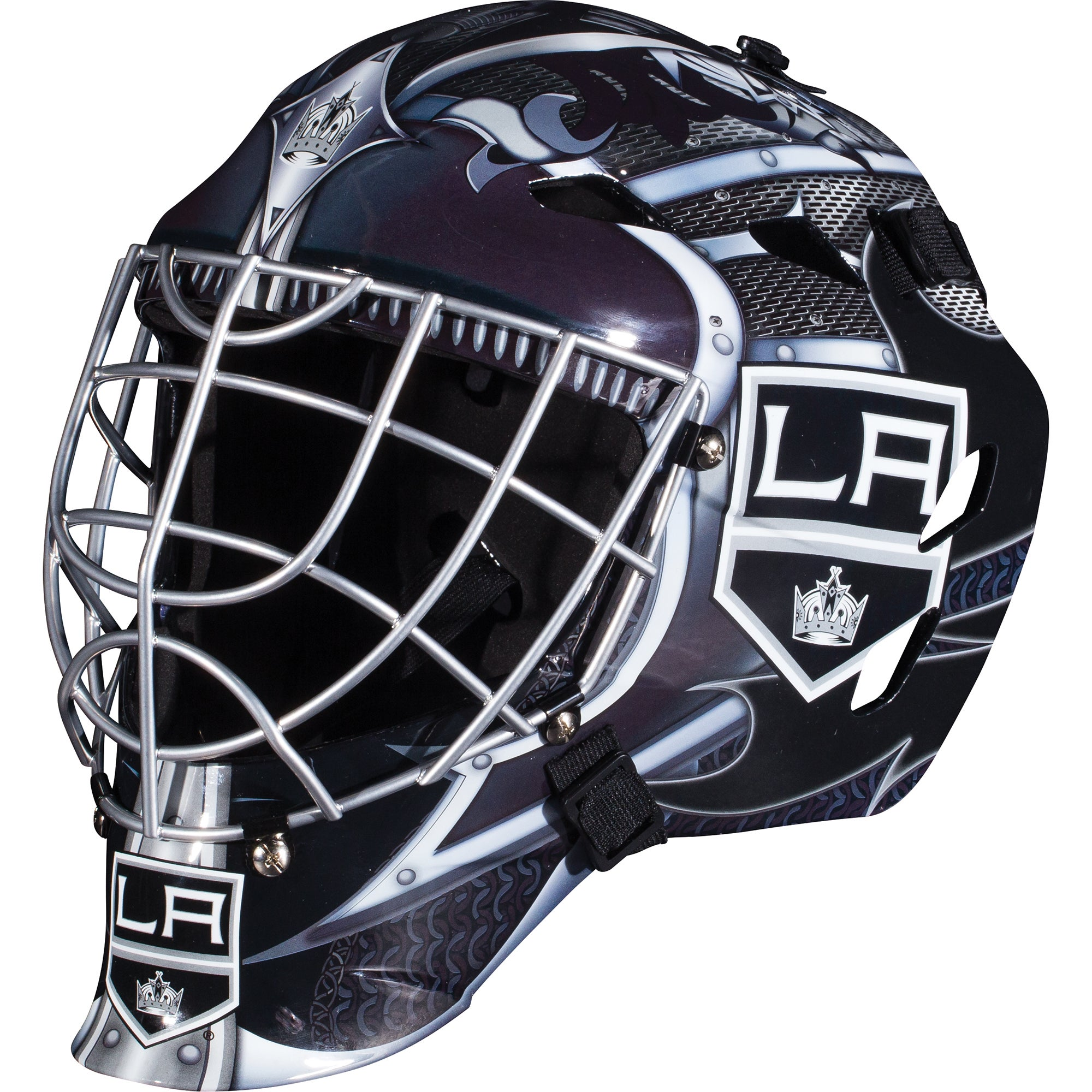 Shop Franklin Sports NHL Team Goalie Mask - One Size Fits most - Ships To  Canada - Overstock - 10003511 23561a945